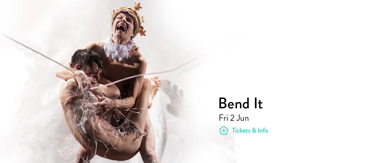 Yorkshire Dance Bend It, Frauke Requardt - Mothers © Chris Nash