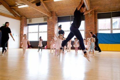 Ballet 2-4 © Sara Teresa