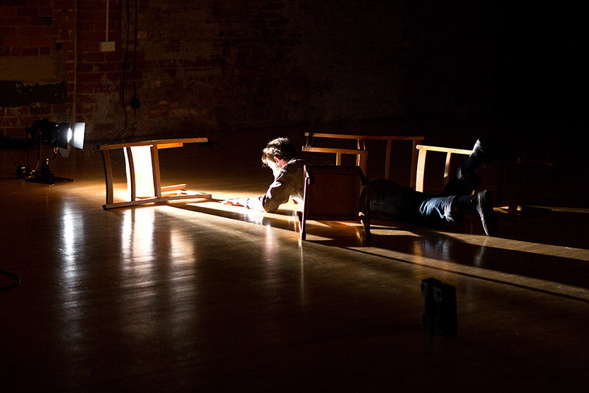 Robbie Synge - Douglas - Friday Firsts at Yorkshire Dance © Sara Teresa