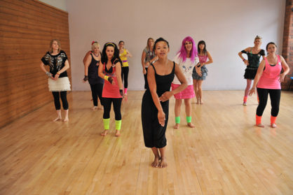 Hen Party at Yorkshire Dance © Brian Slater
