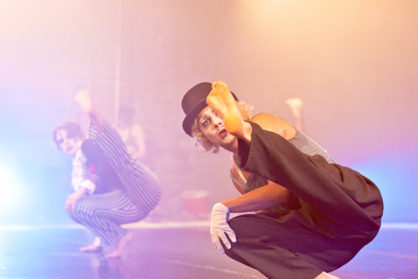 Lustrum Showcase 2013 at Yorkshire Dance © Sara Teresa