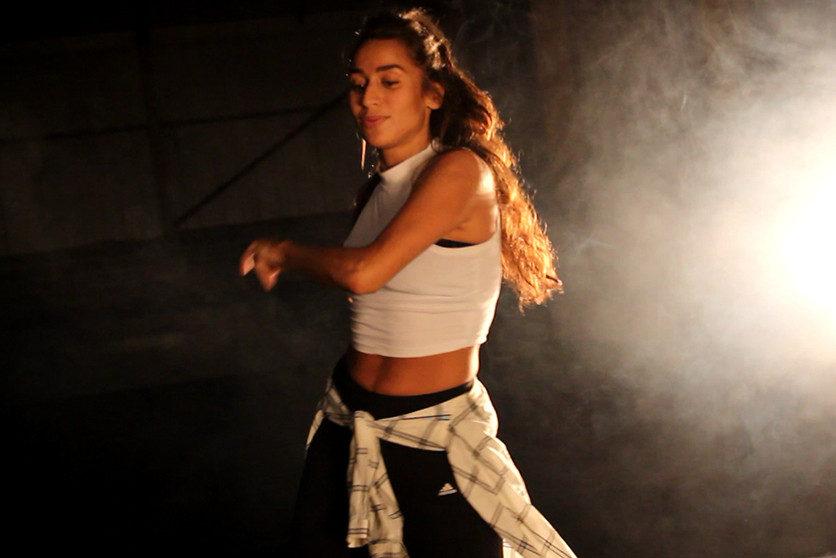 Streetdance with Katie Kouchouk © Martin Wan