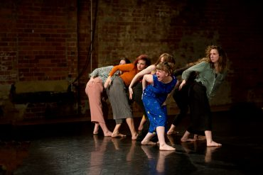 Performing Gender sharing at Yorkshire Dance - 26 Oct 2018 © Sara Teresa (32)