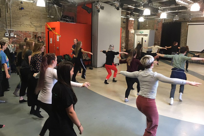 Dance Creates Conference 2017 © Wieke Eringa WEB