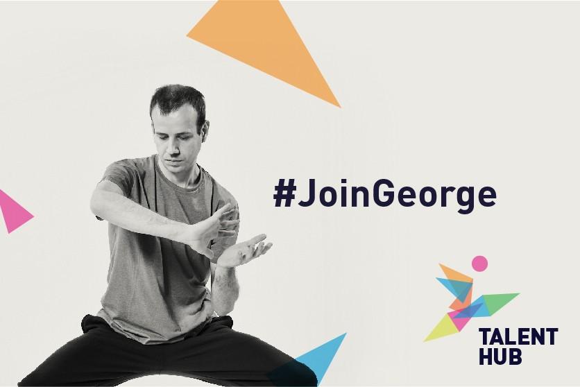 #JoinGeorge