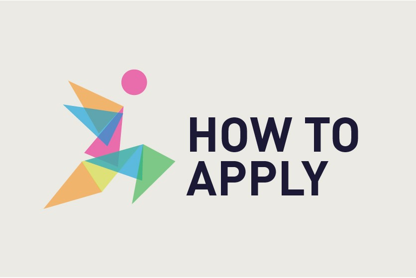 Talent Hub - How to apply