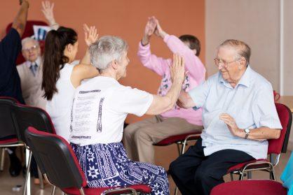 Yorkshire Dance - Dancing for Parkinson's © Sara Teresa
