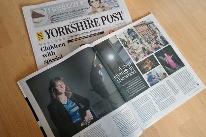 Yorkshire Post article - 28 Apr 2018