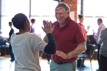 An Introduction to Dance for Parkinsons © Sara Teresa