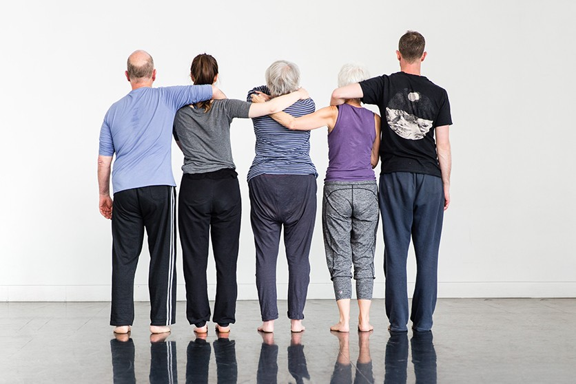 Ensemble by Robbie Synge, Lucy Boyes and Company © Amy Sinead