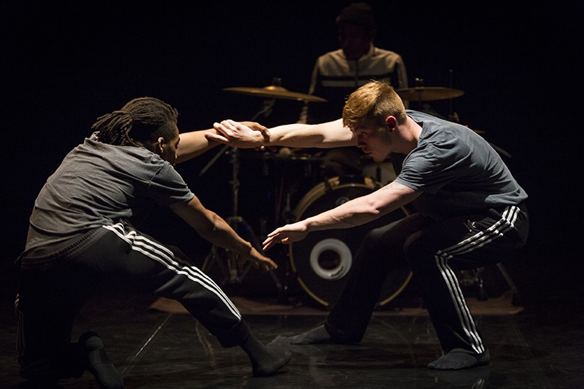 ALPHAdance at Yorkshire Dance BURST © Nick Singleton Photography