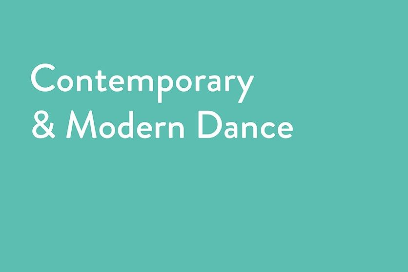 Contemporary & Modern Dance