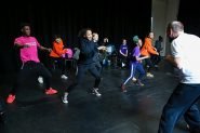 Impact of Youth Dance © Brian Slater