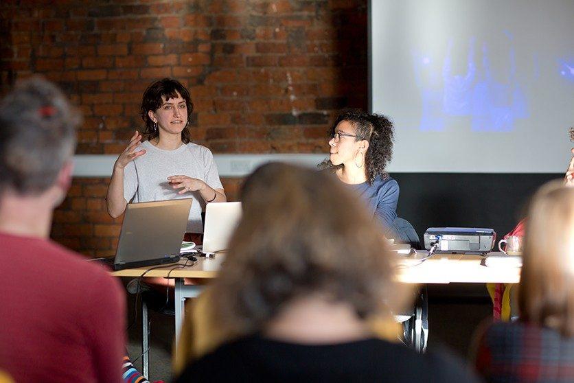 Feminist Dance Making talk - Encounters - Mar 2019 © Sara Teresa (1)