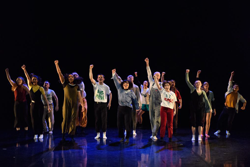 The Rebellion Image 1. Photo by Jane Hobson