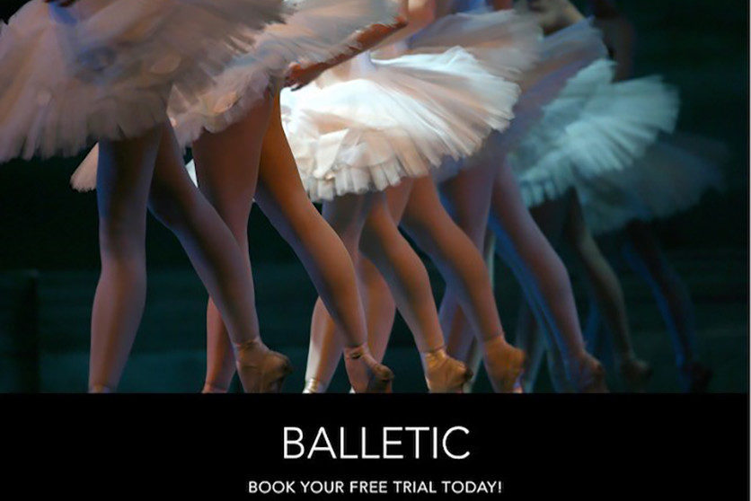 Adult Ballet by Balletic image website