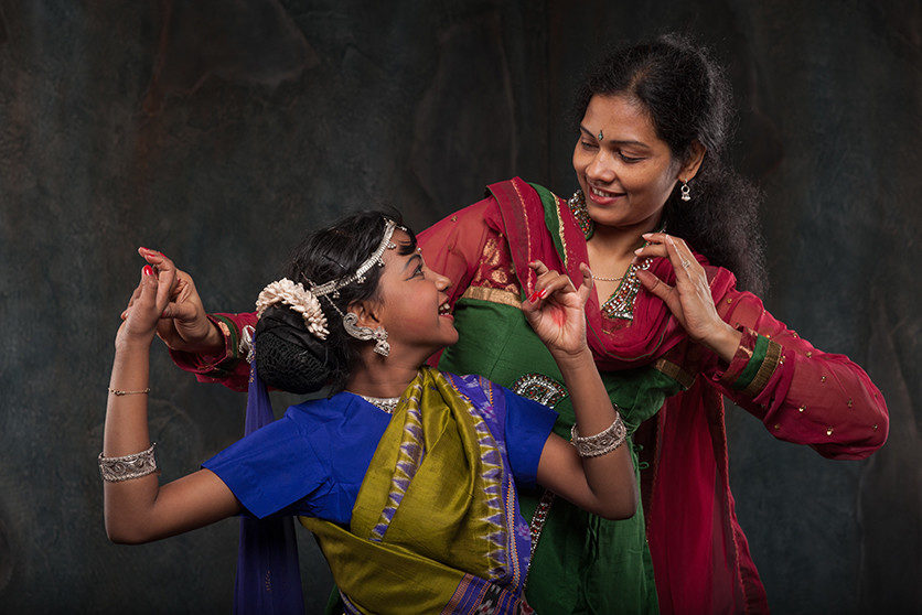 Bollywood Families Nisha website