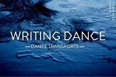Copy of Writing Dance